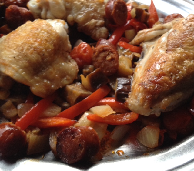 chicken-and-chorizo